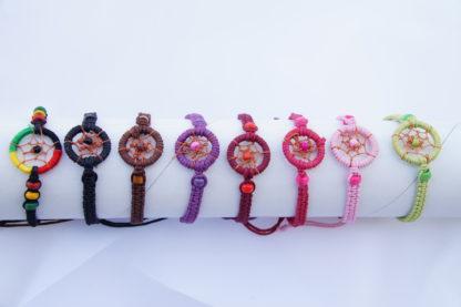 Traumfänger Armbänder Odakotah in allen Farben
