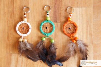 Traumfänger Schlüsselanhänger Ayasha in allen Farben