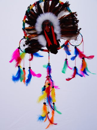 Traumfänger Indian Head