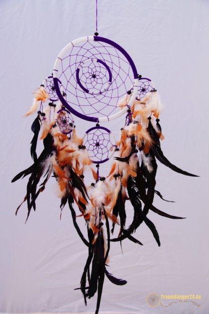 Traumfänger Luyu lila
