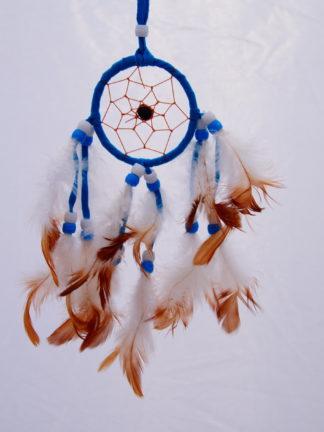 Traumfänger Michikinikwa blau