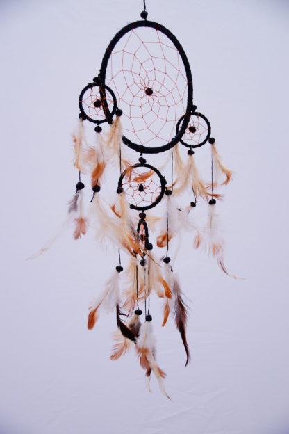 Traumfänger Quanah schwarz