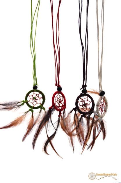 Traumfänger Sikari Halskette